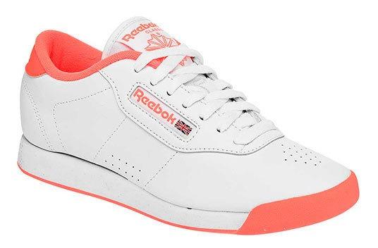 Reebok Sneaker Casual Blanco Sint Ortholite Niño Btk97539