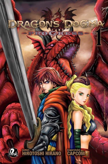 Dragons Dogma Progress Mangá 1 E 2