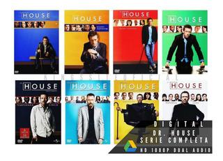 Dr. House Serie Completa Hd 1080p Dual Audio - Digital