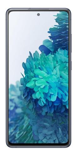 Celular Smartphone Samsung Galaxy S20 Fe 256gb Azul - Dual Chip