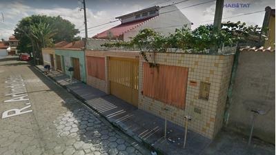 Casa A Venda No Bairro Corumbá Em Itanhaém - Sp. - 1622-1