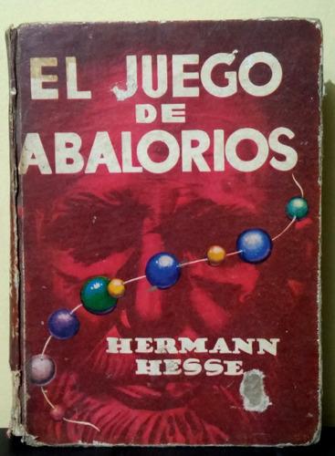 Resultado de imagen para el juego de los abalorios herman hesse hd