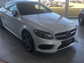Mercedes Benz Clase C 3.0 C400 Coupe Amg-line 333cv 2018