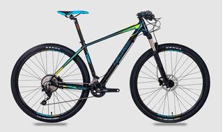 Bicicleta Vairo R29 Xr 8.5 2x10 Deore F.hidr. Alum