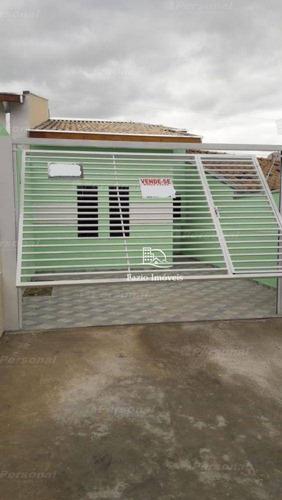 Casa Com 3 Dormitórios À Venda, 70 M² Por R$ 255.000,00 - São Gonçalo - Taubaté/sp - Ca0025