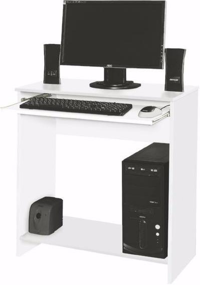 Mesa Computador China - Branco - Móveis Primus