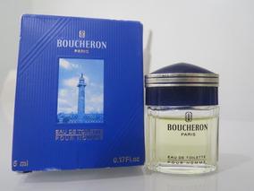 Boucheron Pour Homme Edt Miniatura Perfume Importado 5ml