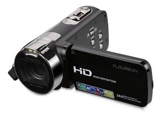 Floureon Hd 1080p Videocámara Cámara De Vídeo Digital Dv Xr
