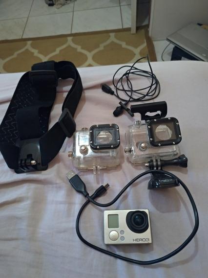 Camera Go Pro Hero 3 Wifi