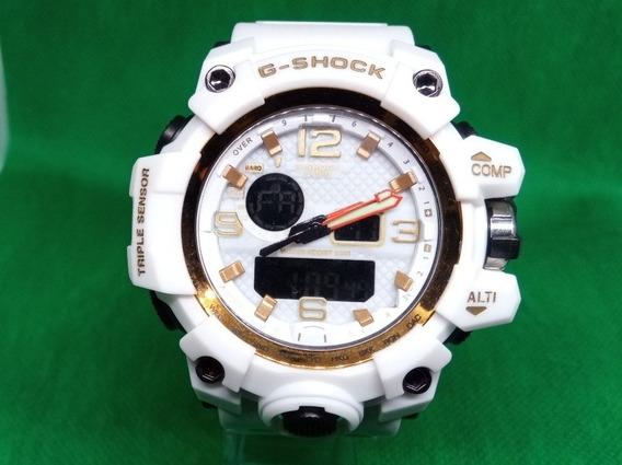 Relógio Masculino De Luxo Frete Grátis Aprova D Água