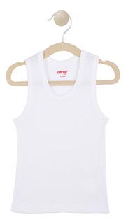 Creysi Boy Camiseta T00058 Blanco 4a