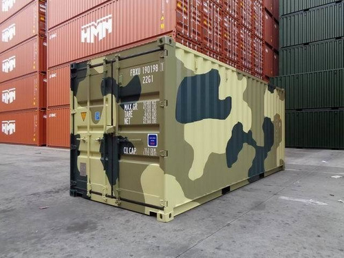 Containers Marítimos Contenedores  Bsas71 Usados