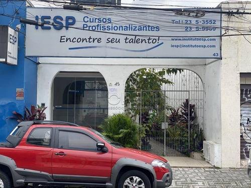 Imagem 1 de 21 de Salão Para Alugar, 267 M² Por R$ 6.200/mês - Centro - Santo André/sp - Sl0202