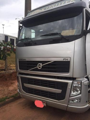 Volvo Fh 540 6x4 Ishift Teto Alto Financio