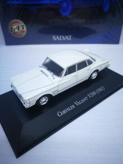 Autos Inolvidables Argentinos Salvat Nº 77 Chryster Valiant