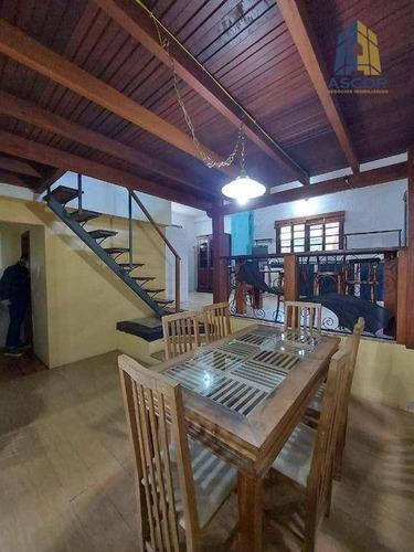 Imagem 1 de 19 de Casa Com 2 Dormitórios No Bairro Porto Da Lagoa, Entre O Rio Tavares E A Lagoa Da Conceição, - Ca0382