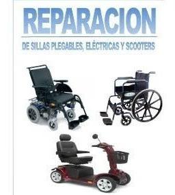 Reparacion Silla De Ruedas Electrica