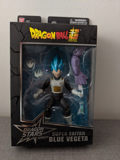 Bandai Dragon Stars Series Dragon Ball Blue Vegeta -- Asgard