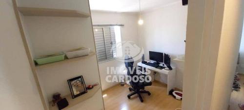 Imagem 1 de 13 de Apartamento Com 2 Dormitórios À Venda, 49 M² - Sacomã - São Paulo/sp - Ap17847
