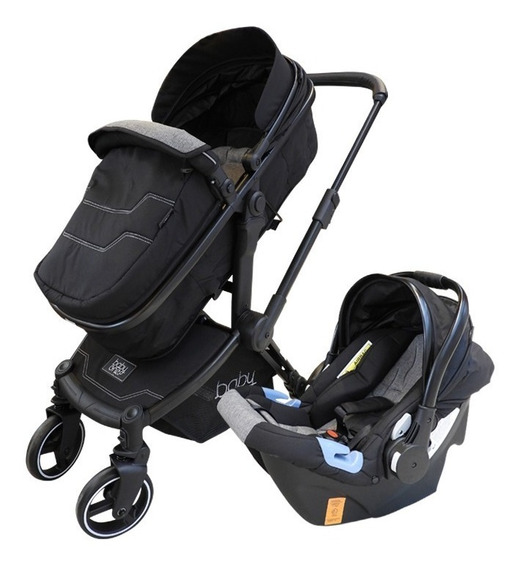 Baby One Coche Travel System Patriot Bots-024