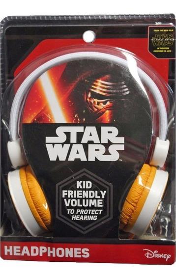 Headphones Infantil Disney Star Wars