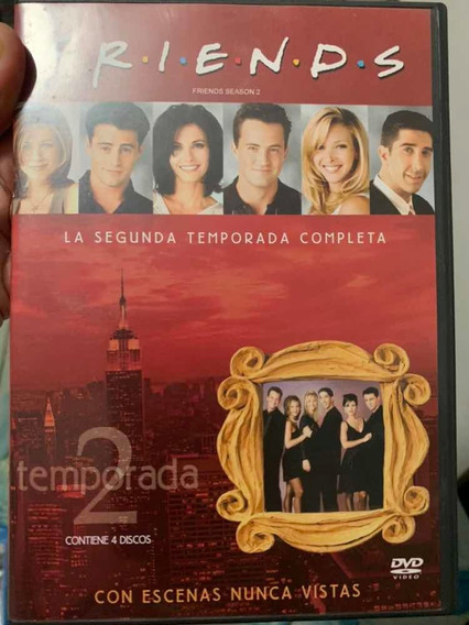 Dvd Friends Temporada 2