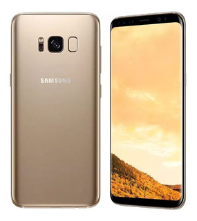 Samsung Galaxy S8 64gb 4gb Ram Libre Reacondicionado Cuotas