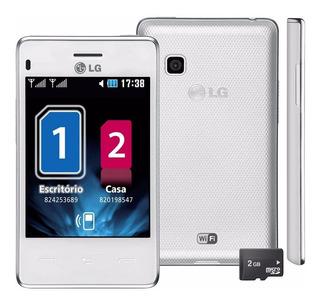Celular Lg T375 (dual Chip)