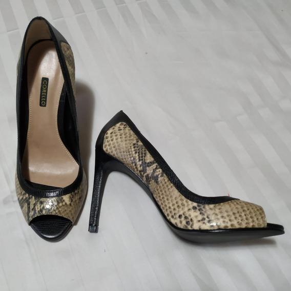 Sapato De Salto Nº 37 Corello