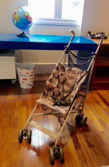Vendo Carrinho Estilo Guarda-chuva - Mothercare - Com Capa
