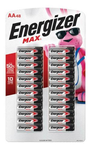 Baterias Alkalinas Aa Aaa Energizer 48 Pack