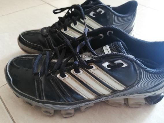 Zapatillas adidas Negras Altas Talle 39