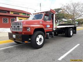 Camiones Plataforma 750