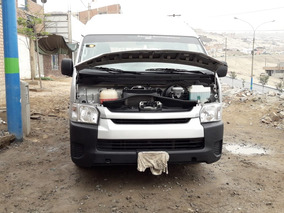 Remato Mi Toyota 5l 2kd 2014 Full Equipo !!! Ocacion