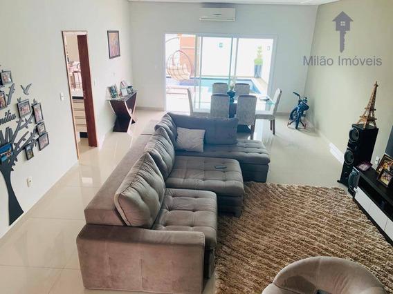 Casa/sobrado 3 Suítes À Venda, 230m², Condomínio Ibiti Royal Park Em Sorocaba/sp - So0423