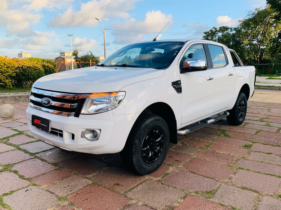 Ford Ranger Xlt 2.5 Nafta (( Gl Motors )) Financiamos En $