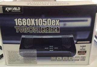 Tv Sintonizador De Tv Blackbox Jetblack..