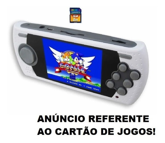 Sdcard Cartão +1000 Games P/ Mdplay Final Edition Collection