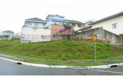 Terreno À Venda, 550 M² Por R$ 490.000,00 - Urbanova - São José Dos Campos/sp - Te0701