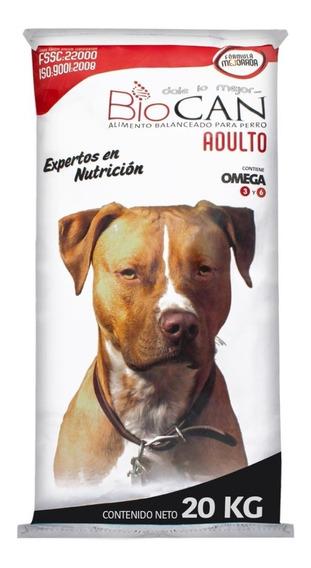Alimento Para Perro Biocan Adulto 20kg
