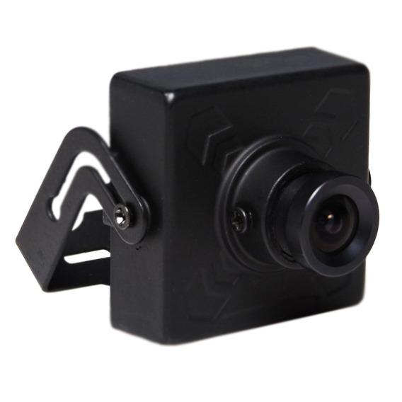 Mini Câmera De Segurança / Vigilância Ccd 420 Linhas 1/4