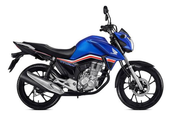 Repasso Cota Consórcio Honda Moto 0km Titan 160cc Negociável