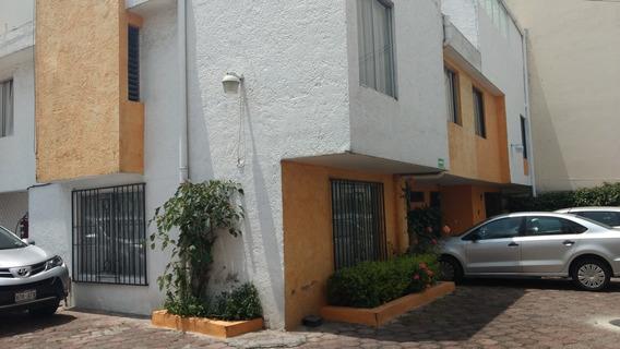 Lindavista, Excelente Casa En Condominio Horizontal, Venta