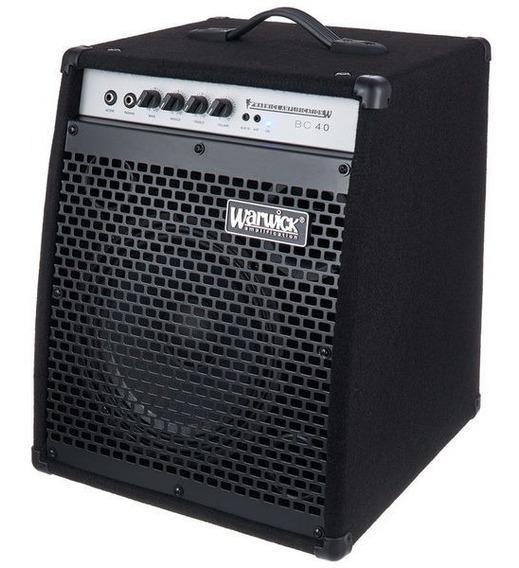 Warwick Bc-40 Combo De Bajo Amplificador Nuevo Oferta