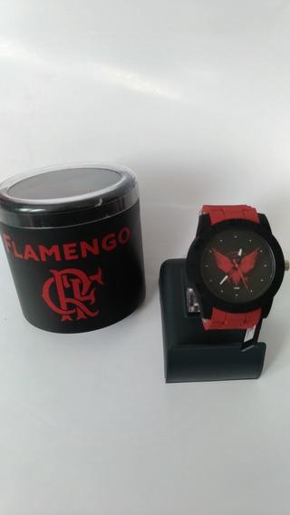 Relogio Dorelógio Technos Masculino Flamengo - Fla2036aa/8p