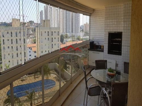 Excelente Apartamento A Venda No Torres De Montecarlo Em Jundiaí. - Ap00118 - 68946835