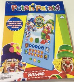 Tablet Infantil Educativo Patati Patata