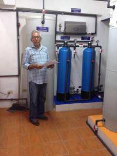 Plantas Compactas Envasado Agua Potable Botellon