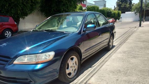 Honda Accord Ex 2001 Automático