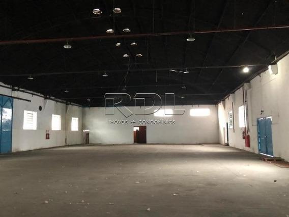 Galpao - Centro - Ref: 4326 - V-4326
